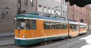 norrkopings-sparvagnar