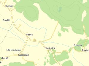 Hemb.gård Kapperstad karta